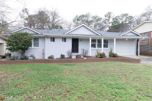 2634 Birch Street SE, Smyrna, GA 30080 (MLS #6117285) :: North Atlanta Home Team