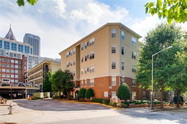 800 Peachtree Street NE #1214, Atlanta, GA 30308 (MLS #6117299) :: The Zac Team @ RE/MAX Metro Atlanta