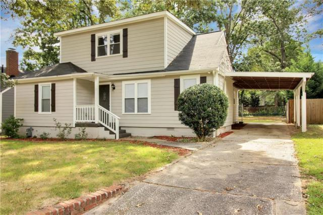 1678 John Calvin Avenue, College Park, GA 30337 (MLS #6117350) :: North Atlanta Home Team