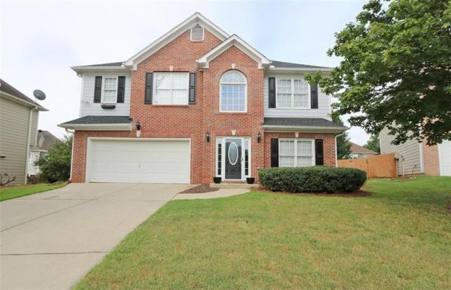1809 Shiloh Valley Court NW, Kennesaw, GA 30144 (MLS #6117481) :: Kennesaw Life Real Estate