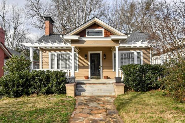638 Cooledge Avenue NE, Atlanta, GA 30306 (MLS #6117498) :: North Atlanta Home Team