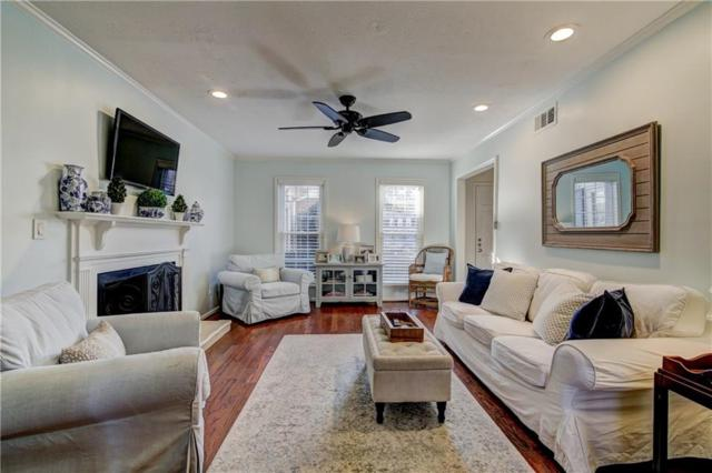 12 Iron Bound Place NW, Atlanta, GA 30318 (MLS #6117534) :: Team Schultz Properties