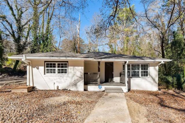 3427 Lake Valley Road NW, Atlanta, GA 30331 (MLS #6117547) :: Team Schultz Properties