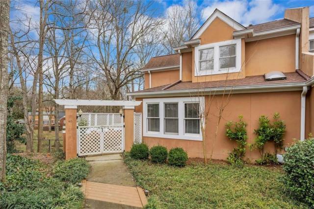 40 Lullwater Estate NE, Atlanta, GA 30307 (MLS #6117629) :: North Atlanta Home Team