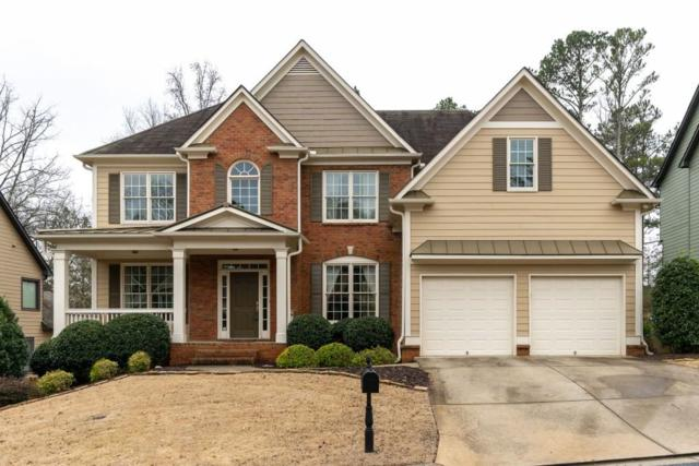 4465 Callaway Crest Drive NW, Kennesaw, GA 30152 (MLS #6117643) :: North Atlanta Home Team