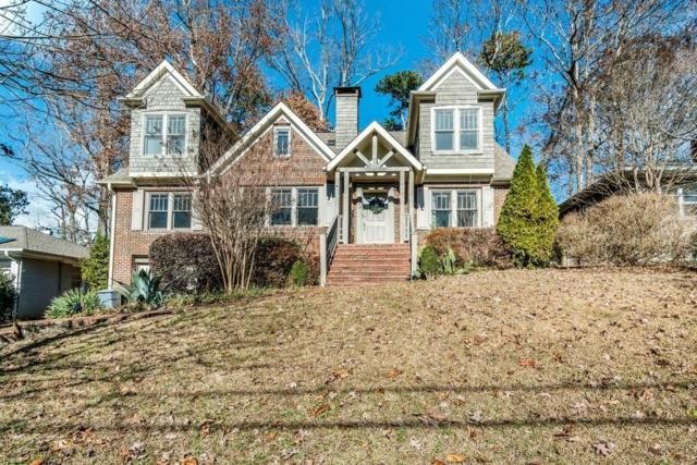 229 Westchester Drive, Decatur, GA 30030 (MLS #6117734) :: The Zac Team @ RE/MAX Metro Atlanta