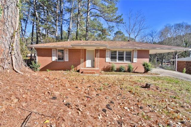 651 Lyle Drive SE, Marietta, GA 30067 (MLS #6117766) :: North Atlanta Home Team