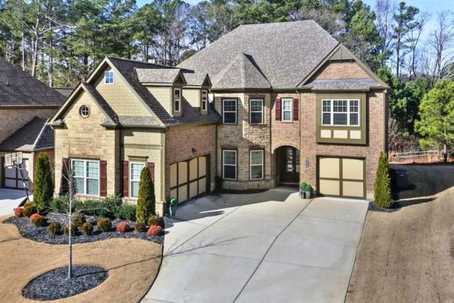 1277 Smithwell Point NW, Kennesaw, GA 30152 (MLS #6117771) :: North Atlanta Home Team