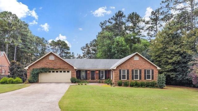 106 Woodland Drive, Cartersville, GA 30120 (MLS #6117787) :: North Atlanta Home Team
