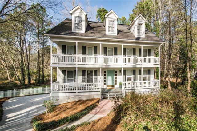 615 Colston Court SW, Marietta, GA 30064 (MLS #6117816) :: RE/MAX Paramount Properties