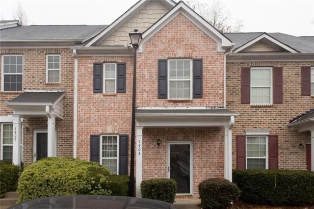 1404 Bayrose Circle, East Point, GA 30344 (MLS #6117845) :: Team Schultz Properties