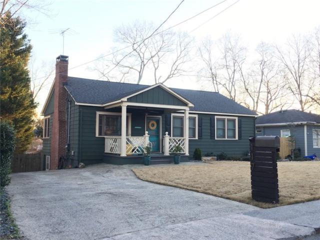 117 Moon Street NW, Marietta, GA 30064 (MLS #6117859) :: The Cowan Connection Team