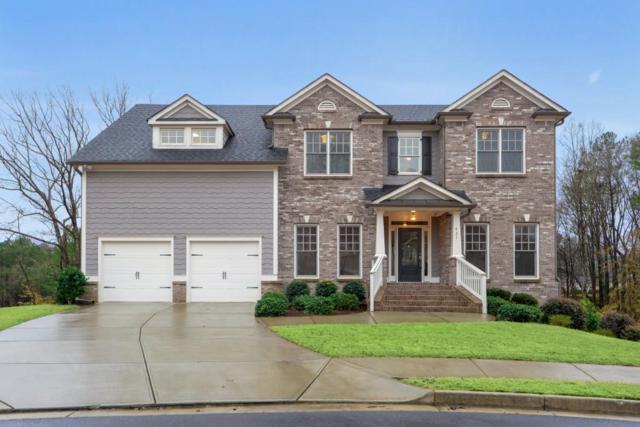 421 Downfield Way, Smyrna, GA 30082 (MLS #6117919) :: North Atlanta Home Team