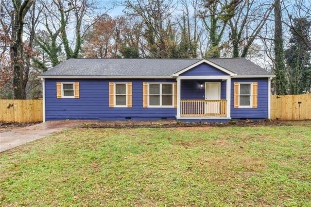 1825 Evans Drive SW, Atlanta, GA 30310 (MLS #6117941) :: North Atlanta Home Team