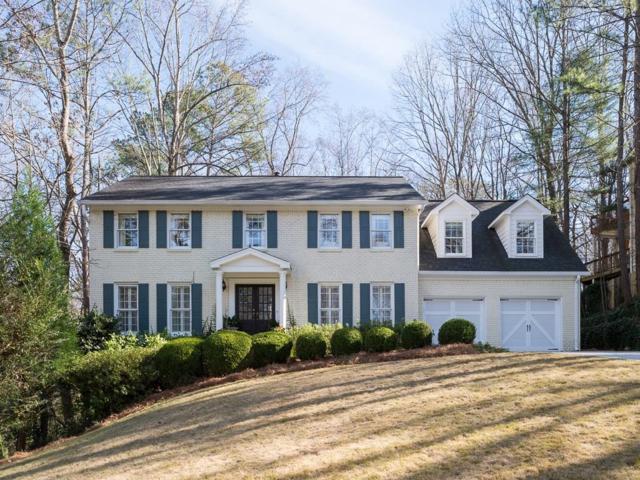 4459 Glengary Drive, Atlanta, GA 30342 (MLS #6117981) :: North Atlanta Home Team