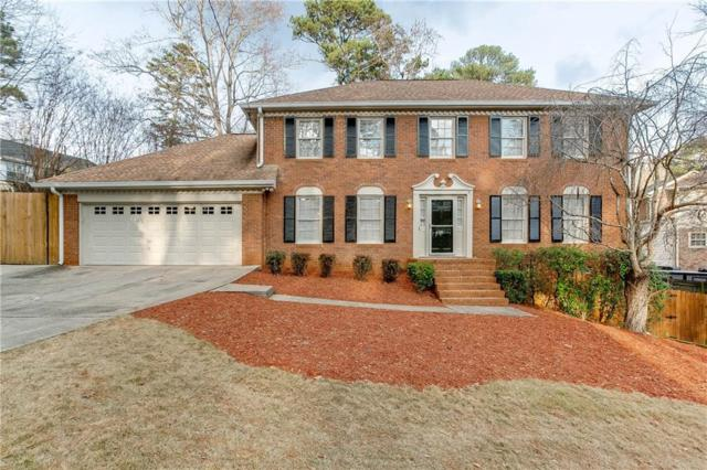 862 Angevine Court SW, Lilburn, GA 30047 (MLS #6118064) :: North Atlanta Home Team