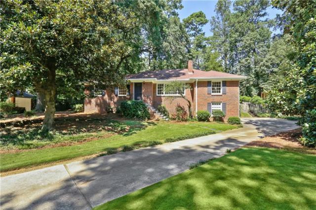 388 Lakemoore Drive NE, Atlanta, GA 30342 (MLS #6118134) :: North Atlanta Home Team