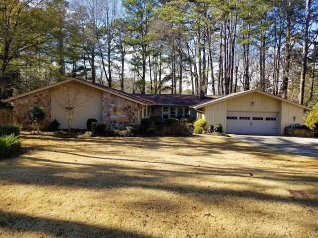 525 Weatherfield Terrace, Marietta, GA 30068 (MLS #6118155) :: North Atlanta Home Team