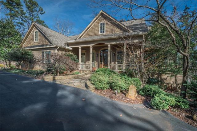 931 Summit Drive, Jasper, GA 30143 (MLS #6118221) :: Path & Post Real Estate