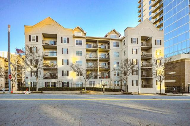 1075 Peachtree Walk NE A106, Atlanta, GA 30309 (MLS #6118289) :: North Atlanta Home Team