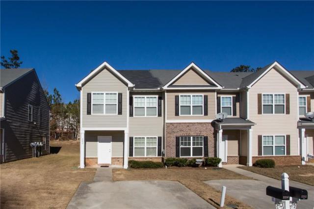 2250 Bigwood Trail, Atlanta, GA 30349 (MLS #6118351) :: Team Schultz Properties