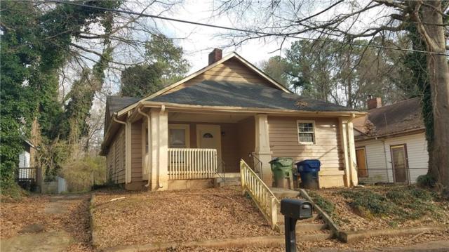 910 Gaston Street SW, Atlanta, GA 30310 (MLS #6118377) :: North Atlanta Home Team