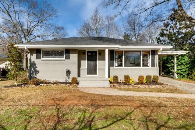 1185 Pinedale Drive, Smyrna, GA 30080 (MLS #6118470) :: North Atlanta Home Team