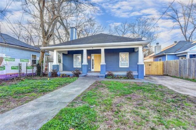 964 Mayson Turner Road NW, Atlanta, GA 30314 (MLS #6118474) :: North Atlanta Home Team