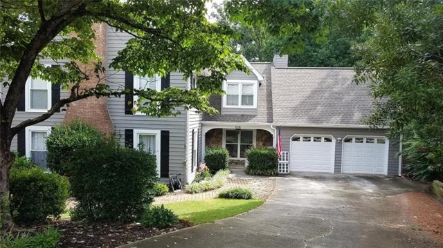 1116 Santa Fe Station, Dunwoody, GA 30338 (MLS #6118496) :: RE/MAX Paramount Properties