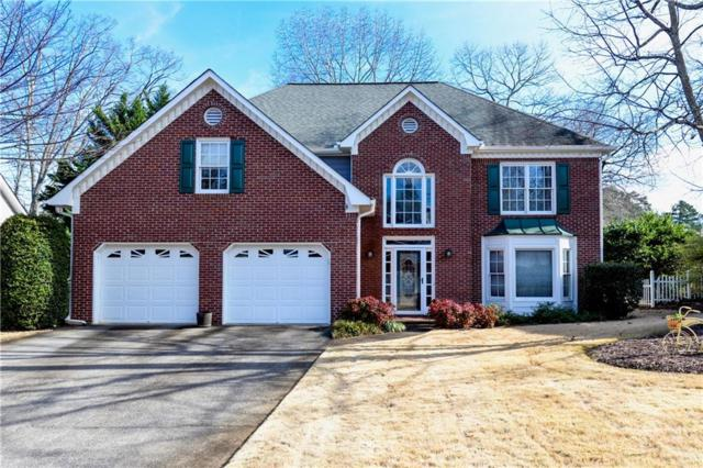 4384 Laughlin Court NW, Kennesaw, GA 30144 (MLS #6118508) :: Keller Williams Realty Cityside