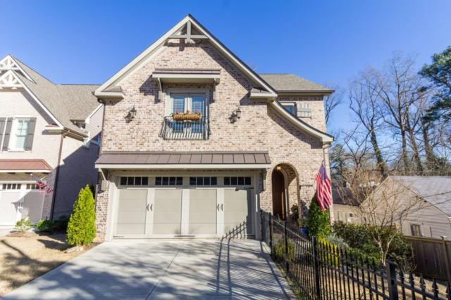 2473 Oostanaula Drive, Atlanta, GA 30319 (MLS #6118521) :: The Zac Team @ RE/MAX Metro Atlanta