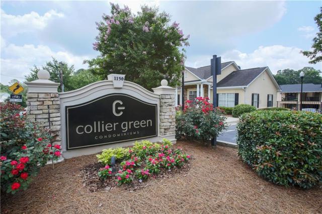 1150 Collier Road NW I14, Atlanta, GA 30319 (MLS #6118523) :: Team Schultz Properties