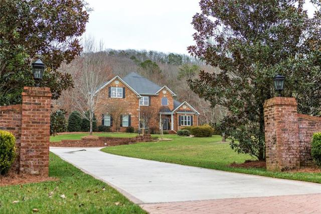 36 Oakmont Drive SW, Rome, GA 30161 (MLS #6118530) :: North Atlanta Home Team