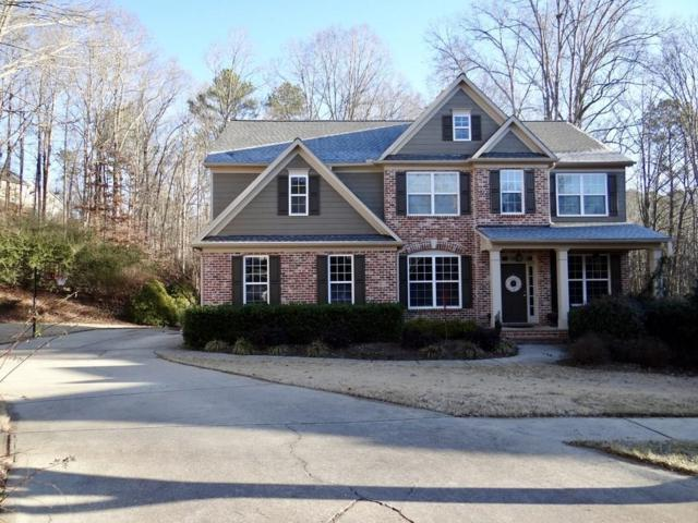 707 Poplar Way, Canton, GA 30115 (MLS #6118602) :: North Atlanta Home Team