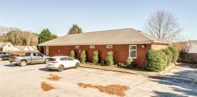 295 N Broad Street, Winder, GA 30680 (MLS #6118632) :: The Hinsons - Mike Hinson & Harriet Hinson