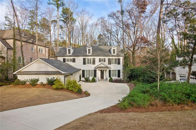 3081 Rhodenhaven Drive NW, Atlanta, GA 30327 (MLS #6118635) :: The Cowan Connection Team