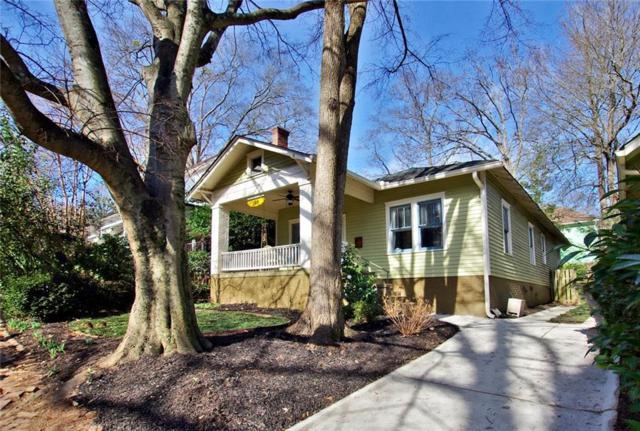 398 Milledge Avenue SE, Atlanta, GA 30312 (MLS #6118639) :: The Justin Landis Group