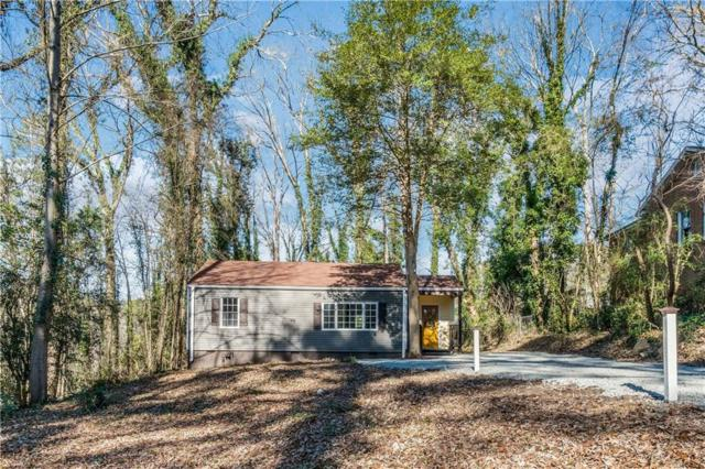 2783 Oldknow Drive NW, Atlanta, GA 30318 (MLS #6118645) :: The Cowan Connection Team
