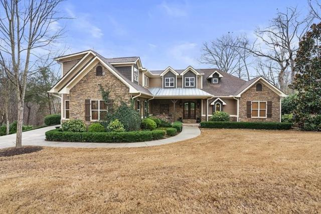 14 Honeysuckle Trail, Dawsonville, GA 30534 (MLS #6118700) :: North Atlanta Home Team