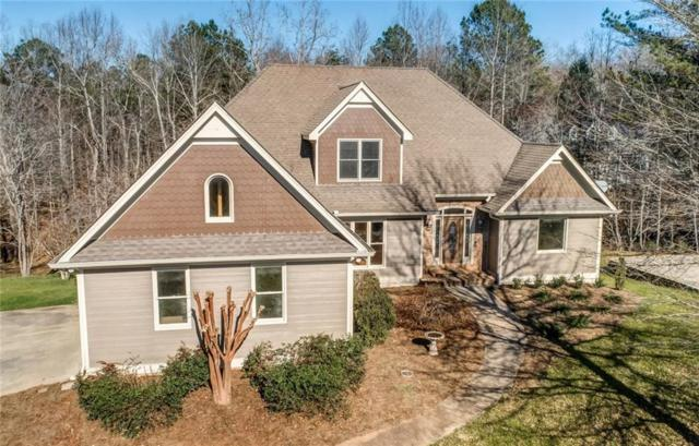 1925 Cokers Chapel Road, Ball Ground, GA 30107 (MLS #6118806) :: The Cowan Connection Team