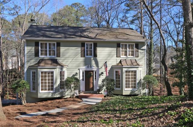 1531 Brookcliff Circle, Marietta, GA 30062 (MLS #6118884) :: North Atlanta Home Team