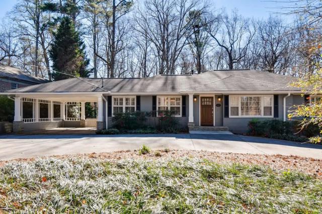 1849 Mason Mill Road, Decatur, GA 30033 (MLS #6118939) :: North Atlanta Home Team
