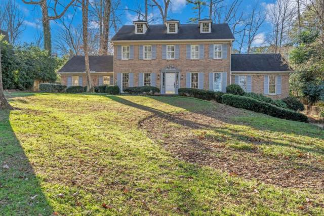 2891 Cravey Drive NE, Atlanta, GA 30345 (MLS #6118995) :: North Atlanta Home Team