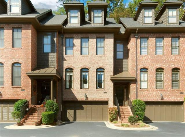 4222 Rickenbacker Drive NE #7, Atlanta, GA 30342 (MLS #6118998) :: North Atlanta Home Team