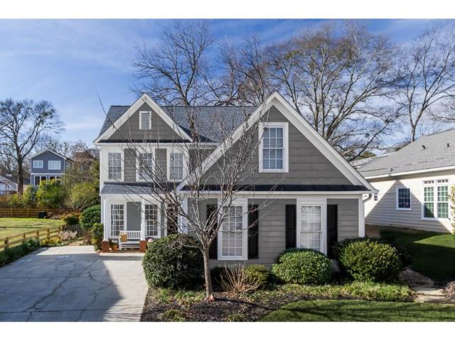 414 Lockwood Terrace, Decatur, GA 30030 (MLS #6118999) :: North Atlanta Home Team