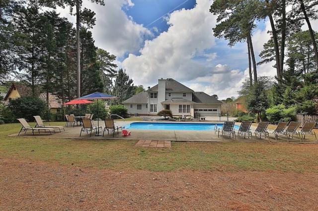 1720 Hickory Lake Drive, Snellville, GA 30078 (MLS #6119003) :: North Atlanta Home Team