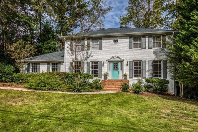 5207 Lakesprings Drive, Dunwoody, GA 30338 (MLS #6119029) :: Five Doors Network Roswell Group
