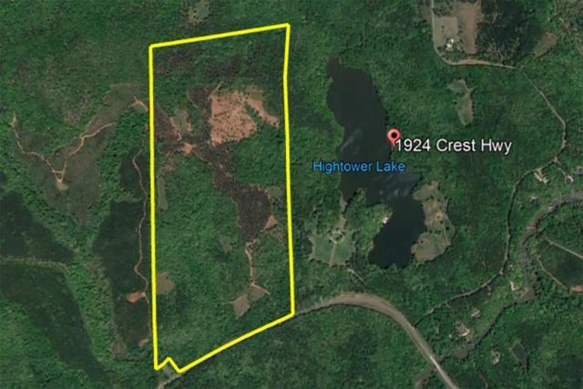 0 Crest Highway, Thomaston, GA 30286 (MLS #6119030) :: RE/MAX Paramount Properties