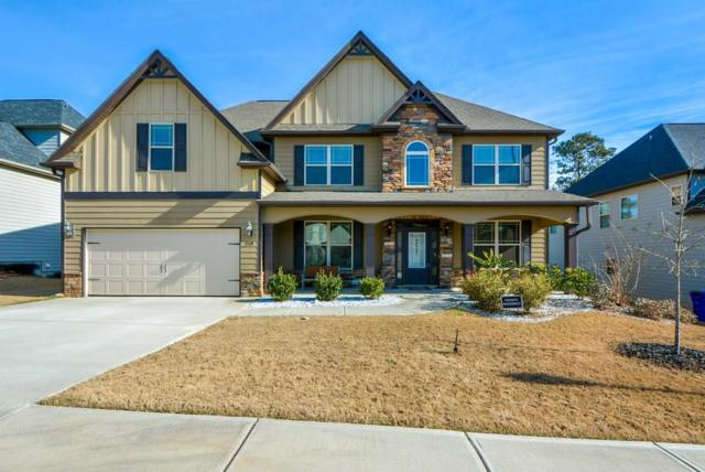 210 Thrushwood Drive, Fayetteville, GA 30215 (MLS #6119119) :: North Atlanta Home Team