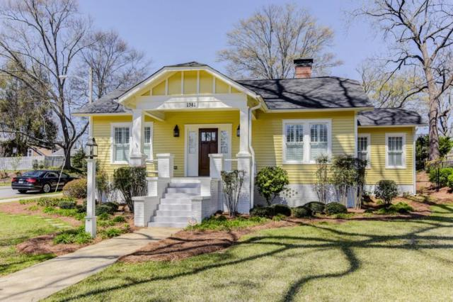 1981 Cambridge Avenue, Atlanta, GA 30337 (MLS #6119172) :: North Atlanta Home Team